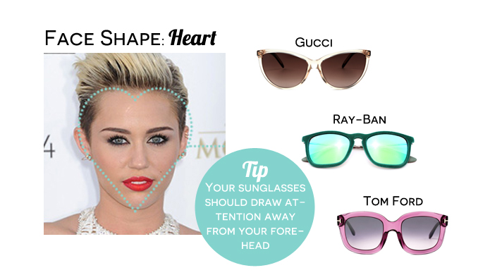 Eyeglass Frames Heart Shaped Face : Womens Celebrity Face Shape Celebrity Eyewear Spotter ...